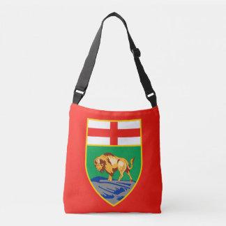 MANITOBA Flag Crossbody Bag