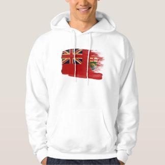 Manitoba Flag Hoodie