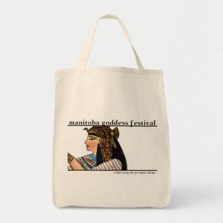 Manitoba Goddess Festival Organic Tote Bag