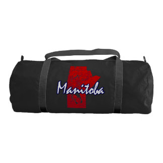 Manitoba Gym Bag
