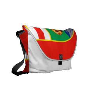MANITOBA MESSENGER BAG