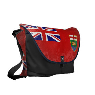 Manitoba Messenger Bag