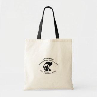 Manitoba Small Dog rescue Canvas Bag