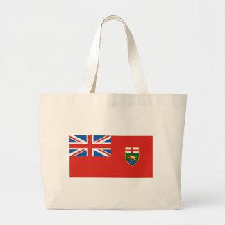 Manitoba Canvas Bags