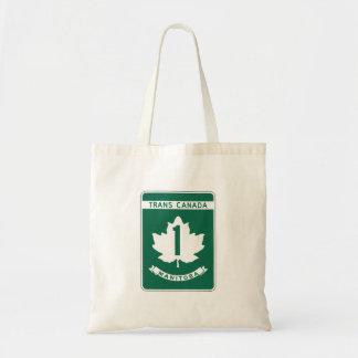 Manitoba, Trans-Canada Highway Sign Bags