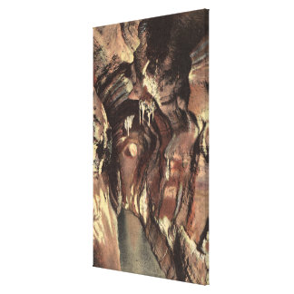Manitou Springs, Colorado - Majestic Hall Canvas Print