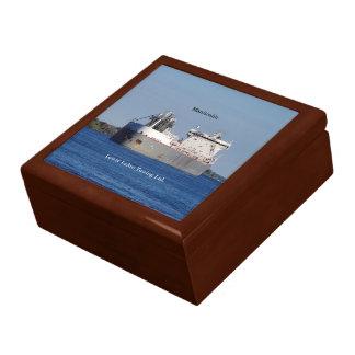 Manitoulin LLC keepsake box