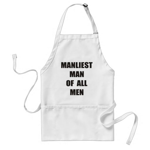 Manly Cook Apron