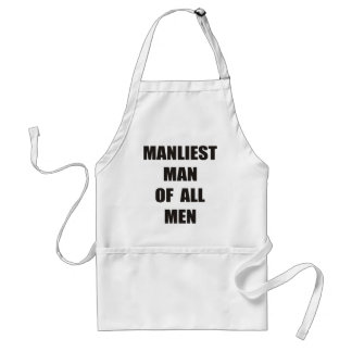 Manly Cook Standard Apron
