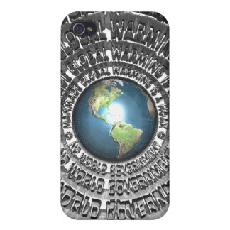 Manmade Global Warming Is A Hoax iPhone 4 Case