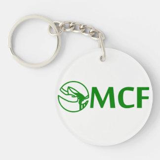 Manna Charitable Found' keyholder [SCP Foundation] Key Ring