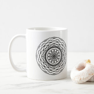Manna Mandala Coffee Mug