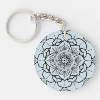 Manna Mandala Key Ring