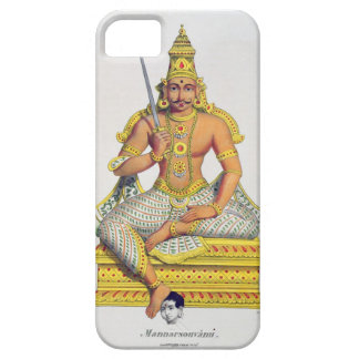 Mannarsouvami, engraved by de Motte (1785-1836) (c iPhone 5 Cover