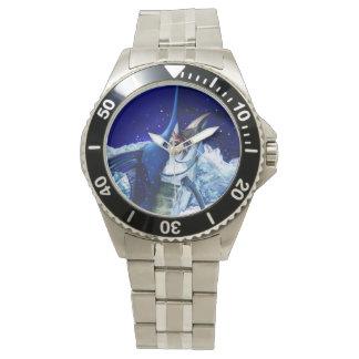 Manny blue marlin watch