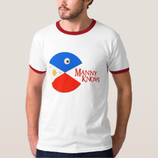 Manny Knows T-shirt
