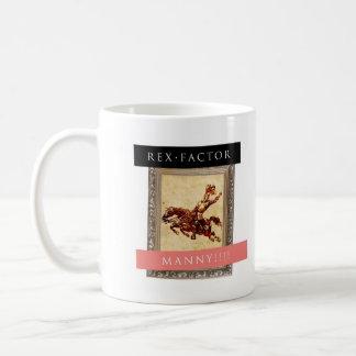 Manny!!! Mug, Plain Coffee Mug