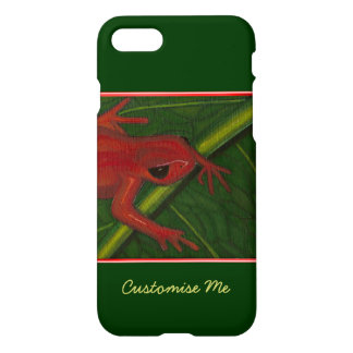 Manny The Mantella (Frog) iPhone 7 Case