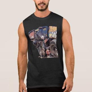 Manny's Style Sleeveless Shirt