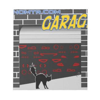 manomtr garage notepads