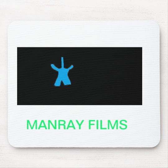 ManRay Films Custom Mousepad