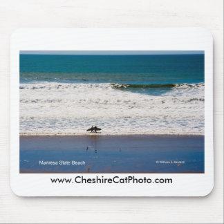 Manresa State Beach California Products Mousepad