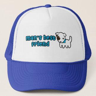 Man's best friend hat