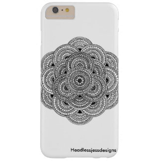 Mans House Mandala iPhone Case