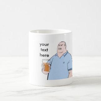 mans mug