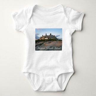 Mansion in Newport Baby Bodysuit