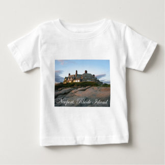 Mansion in Newport Baby T-Shirt