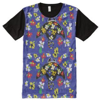 manta ray art All-Over print T-Shirt