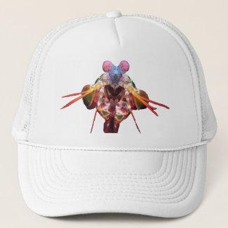 mantis trucker hat