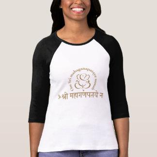 Mantra Ganesh シャツ