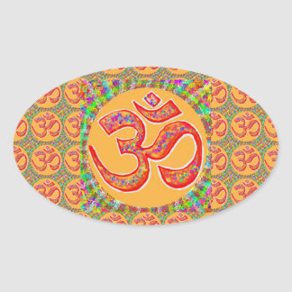 Mantra OmMantra Perfect True Holy RobeColor Sticker