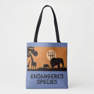 MANUAL - Day / Night Tote Bag