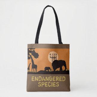 MANUAL - Endangered Tote Bag