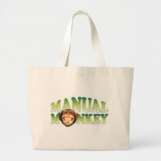 Manual Monkey. Bags