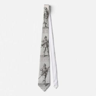 Manual of the Musketeer Tie