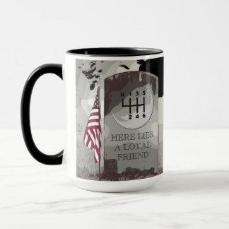 MANUAL Tombstone Mug