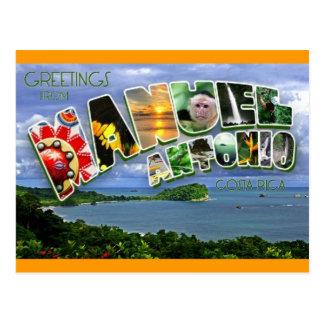 Manuel Antonio Postcard