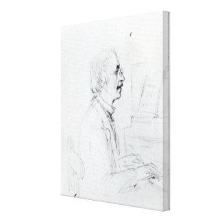 Manuel Garcia Canvas Print