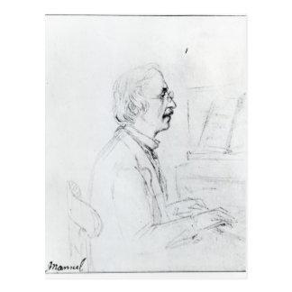 Manuel Garcia Postcard