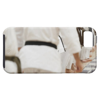 Many black belts iPhone 5 covers