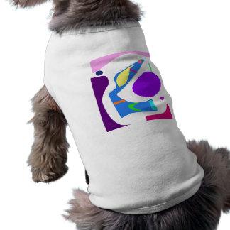 Many Blessing Modern Joyful Sense Variations 3 Sleeveless Dog Shirt