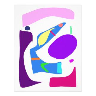 Many Blessing Modern Joyful Sense Variations 4 21.5 Cm X 28 Cm Flyer