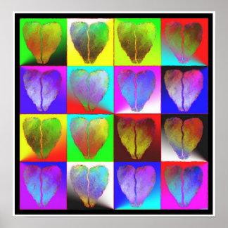 many broken hearts poster
