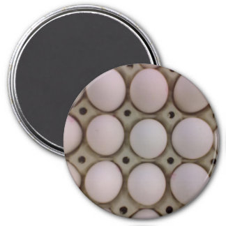 Many Eggs 7.5 Cm Round Magnet