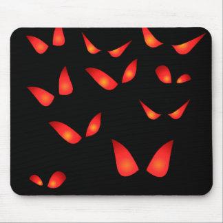 Many Eyes Mousepad