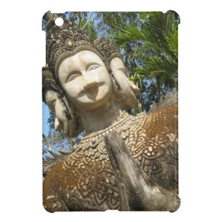 Many Face Wai ... Nong Khai, Isaan, Thailand Cover For The iPad Mini